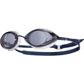 TYR Tracer Racing Goggles, smoke/clear/navy